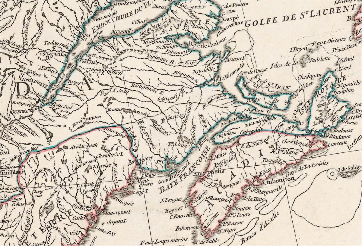 Qui était Jean-Baptiste d'Anville ?